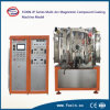 Лакировочная машина вакуума Sputtering магнетрона санитарные изделия/колесо/Cutlery автомобиля