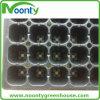 Bandeja Breeding para los kits de establecimiento Growing vegetales del invernadero de la granja