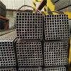 Aislante de tubo cuadrado de acero de 2 pulgadas por 50X50 milímetro