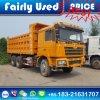 판매를 위한 25ton에 의하여 사용되는 Shacman F3000 6X4 덤프 트럭