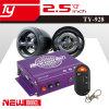 Motorrad MP3-Audio mit Warnungssystem