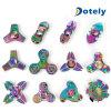 다채로운 초점 부속품 싱숭생숭함 손 방적공