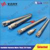 De Boorstaven van de Steel van het carbide voor de Machines van het Malen