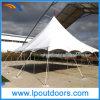 40X40'屋外の鉄骨フレームのカナダ様式の結婚式の玄関ひさし止め釘のポーランド人のテント