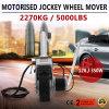 12V rueda de jinete eléctrica motorizada 5000 libras con clave