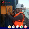 Telefono resistente impermeabile del Ce del telefono IP66 del telefono Knsp-01