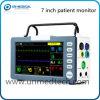 Monitor paciente de los nuevos Design-7 parámetros de la pulgada seises con la pantalla táctil