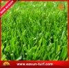 Tappeto erboso artificiale esterno dello Synthetic della moquette dell'erba di paesaggio poco costoso