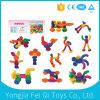 Bloques de interior del plástico de los ladrillos del juguete del juguete del cabrito del patio (FQ-6014)