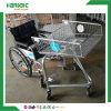 Carrello di acquisto di handicap del supermercato di inabilità