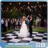 танцевальная площадка 1m X1m Polished, танцевальная площадка переклейки, легкая устанавливает танцевальную площадку