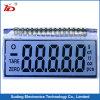Stn Transflective LCD Bildschirmanzeige für Amperemeter