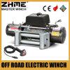 4WD 4X4 fora do guincho de potência da estrada 12000lbs com corda de fio