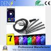 7 Couleur Smartphone APP Control Car Internal Intérieur Ambient Light