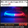 12V Magnet Mount Red Blue LED Ambulance Mini Lightbar