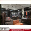 Base de mármore Display Shop Fittings para Luxury Men Clothing Shop Decoration