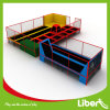 Zona Jumping Big Kids Indoor Trampoline Bed del cielo da vendere