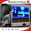 P8 Waterproof Outdoor LED Mobile Truck Display