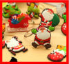 Pvc Key Chain voor 3D Christmas Series
