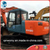 Usado/reconstruindo a esteira rolante de Hitachi Ex120-3/máquina escavadora hidráulica com Isuzu-Engine/82HP