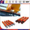 Barra di alluminio sicura del rame del sistema del conduttore della gru/