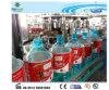 Máquina de etiquetado caliente rotatoria automática de las botellas del pegamento del derretimiento