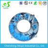 PVC 파란 팽창식 수영 반지