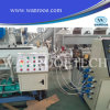 Alto PVC Plastic Double Pipe Extrusion Machine Line de Efficiency 20-63m m