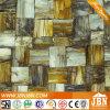 اللون البني Porcelanato الخزف المصقول الرخام بلاط الأرضيات (JM6006D)