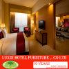 2016 Kingsize贅沢な中国の木のホテルの寝室の家具