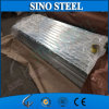 folha de aço galvanizada do telhado de 1000mm/914mm/780mm/640mm zinco largo