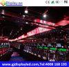 Afficheur LED polychrome d'intérieur de P5mm HD pour l'étape de location