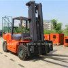 Cpcd60 6ton Forklift met Chaochai of Isuzu Dieselmotor Hydraulic Gearbox voor Exporting