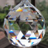 Sell caliente Crystal Ball Shape Pendant con Uno Hole (ks25067)