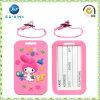 Modifica calda dei bagagli della scheda di identificazione di colore rosa di modo di vendita (JP-LT021)