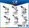 Microscope stéréo de zoom d'éclairage LED de FM6745 Bincoular
