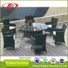 円形の屋外のダイニングテーブル(DH-6077)