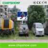 Schermo di visualizzazione esterno del LED di colore completo di Chisphow Ak16