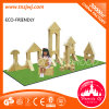 Iluminar blocos de apartamentos de Brick Toys Education Toy para Kid