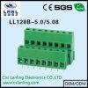Блоки винта PCB Ll128b-5.0/5.08 терминальные