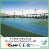 De milieuvriendelijke Openlucht RubberVloer van het Hof van het Basketbal
