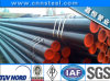 Pipe en acier du programme 40, pipe d'acier doux fabriquée en Chine