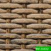 Rota tejida artificial al aire libre de Furnitre del HDPE de la calidad de Hight (BM-31632)