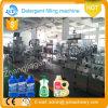 Maquinaria de empacotamento de enchimento do champô líquido automático