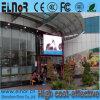 La más nueva visualización de pantalla de la publicidad al aire libre LED de la INMERSIÓN P10 HD del diseño
