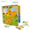 Stampa del libro di Hardcover del libro di bambini del libro di puzzle di EVA