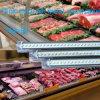 Hete Verkopende LEIDENE van het Kabinet van het Vlees Gebruikte 9W Vertoning Lichte Staaf