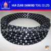 Alta qualità Diamond Wire Saw Rope per Concrete Cutting