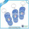 Plástico lindo Keychain de la forma del deslizador de Presonalized mini