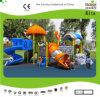 Equipo al aire libre del patio de los niños de tamaño mediano de Kaiqi para el parque de atracciones (KQ10049A)